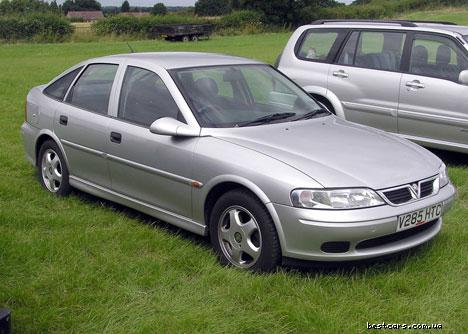 Opel Vectra B 1.6 i (75Hp) 1995 - 2000